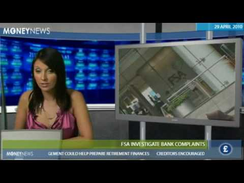 FSA investigate bank complaints
