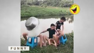 Chinese funny prank videos | Chinese funny videos