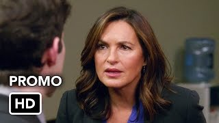 """Law and Order SVU 18x09 Promo """"Decline and Fall"""" (HD)"""