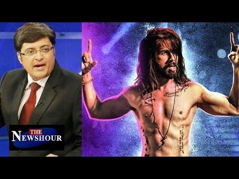 Udta Punjab Censored - Censor Wants 89 Cuts : The Newshour Debate (6th June 2016)