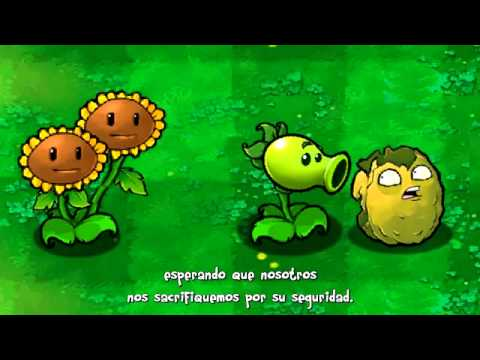 Plantas contra Zombies: La mordida de Nuez