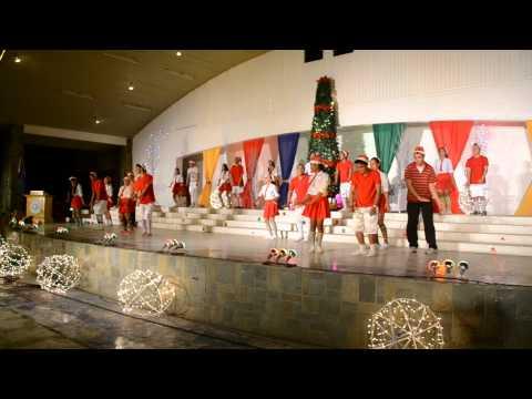Villaflores College Christmas Spectacular Presentation 2014...