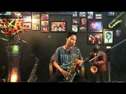 Glenn Fredly - Terserah saxophone cover by Dimas Aditya
