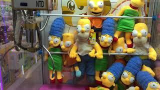 Masa Store Taipei Taiwan The Simpsons  Electronic Chance Machines