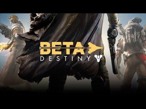 Destiny Beta Xbox 360 Gameplay (HUN)