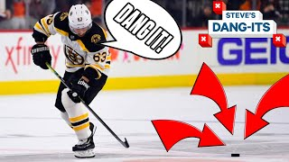 NHL Worst Plays Of The Week: Don't Forget The Puck! | Steve's Dang-It's