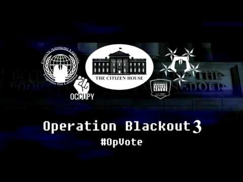 Anonymous: Operation Vote