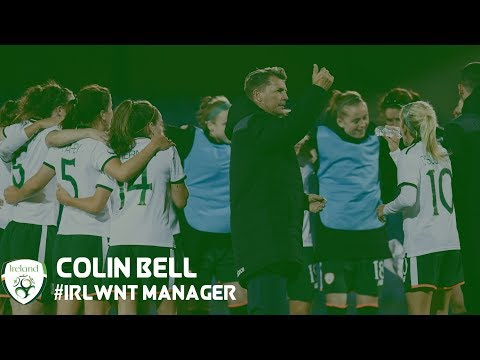 #IRLWNT INTERVIEW | Colin Bell delighted with victory