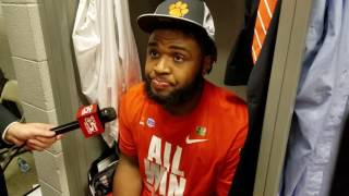 TigerNet.com - Christian Wilkins post Fiesta Bowl