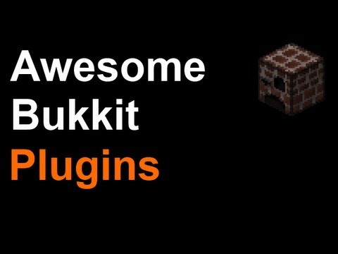 [Minecraft] Recommended Bukkit Plugins For a 1.8 Public Survival / Creative Server