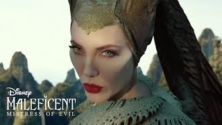 "Disney's Maleficent: Mistress of Evil | ""Fright"" Spot"