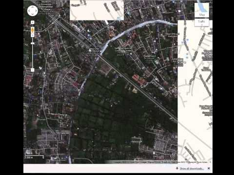 How to Locate Taling Chan  Floating Market(Thailand Attraction) on Google Maps