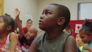 The Red Cross and Disney Prepare Children for Disasters Nationwide