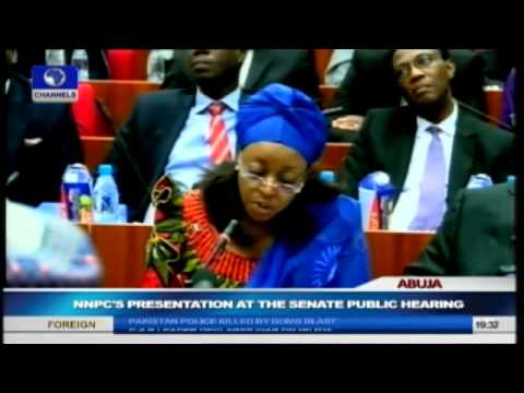 Missing $20bn: NNPC Makes Presentation During Senate Public Hearing Pt.4