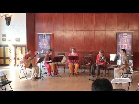 Flauto Dolce Ensemble (romania) - Malaika (swahili Song) video