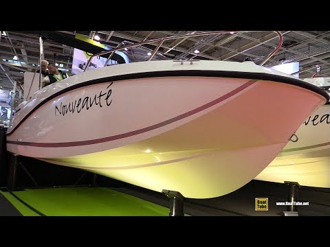 2017 Quicksilver Activ 505 Open Motor Boat - Walkaround - 2016 Salon Nautique Paris