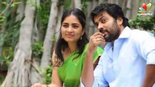 Acting with Soori was a big challenge : Actor Naren | Kaththukutti Interview | Srushti Dange