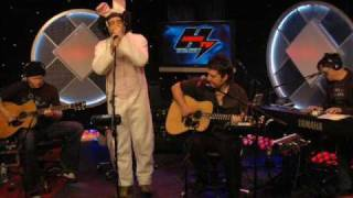Round Here by Counting Crows on Howard Stern