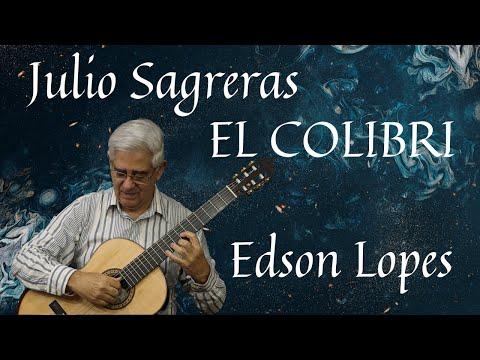 Хулио Сальвадор Сагрегас - El Colibri