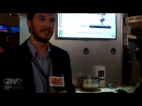 ISE 2015: ihiji Details invision Cloud-based Network Management Solution