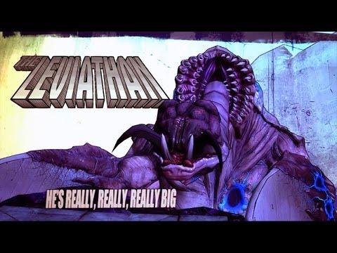 Borderlands 2 - All DLC 1&2 Cutscene Bosses in Order
