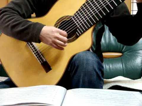 BWV998 prelude