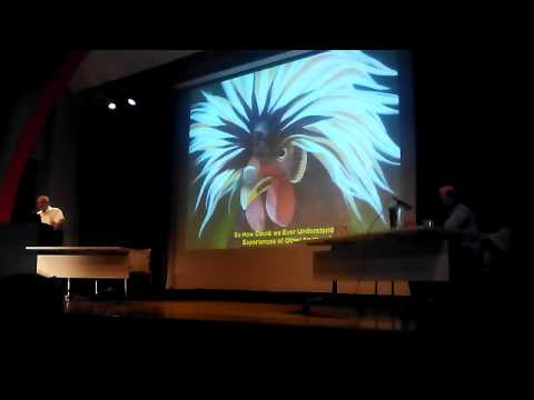 Jaak Panksepp at 15th N-PSA congress (part 1)