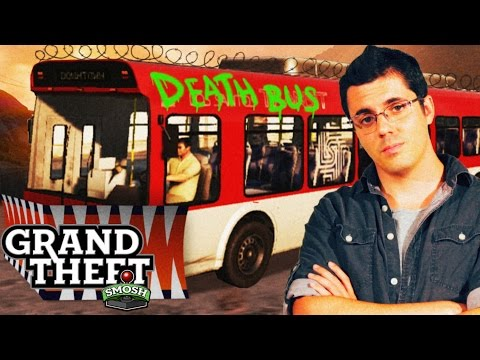 BUS OF DEATH (Grand Theft Smosh)
