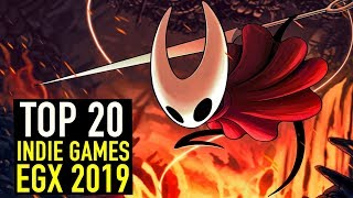TOP 20 BEST Indie Games of EGX London 2019