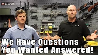 Answering Your Gun Storage Questions - TWS: Ep. 12
