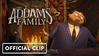 "The Addams Family - ""The Addams Family Dinner"" Official Clip"