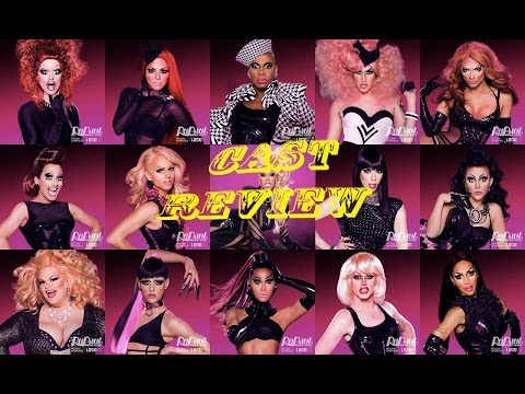 Rupaul s Drag Race Season 6 Cast Review