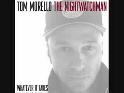 Tom Morello: The Nightwatchman - Whatever It Takes (High Quality 320 kbps)