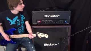 Gear Review: Blackstar HT Stage 100 Head