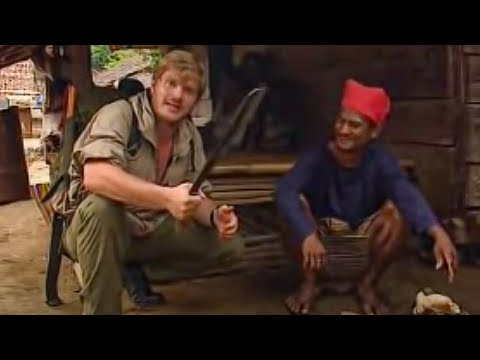 Perang Machete - Ray Mears Extreme Survival - BBC