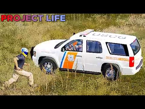 Arma 3 Life Police #4 - Coast Guard Shoots Unarmed Man