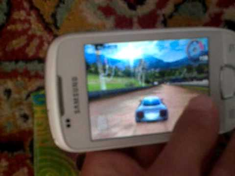 SAMSUNG GALAXY MINI GAMING.GT MOTOR ACADEMY