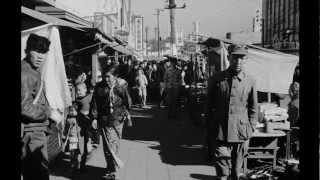 Japan 1940's in HD