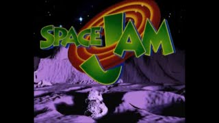 Space Jam Video Game [Lola Bunny matches]