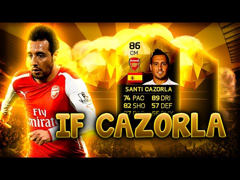 IF SANTI CAZORLA AND THE COMEBACK OF DREAMS! FIFA 16 ULTIMATE TEAM