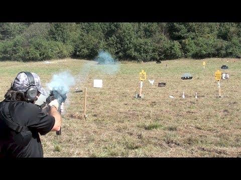 Kriss Vector  .45 ACP Blows up