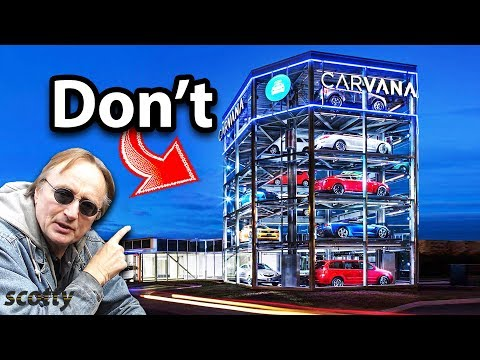 Never Buy a Car From This Website