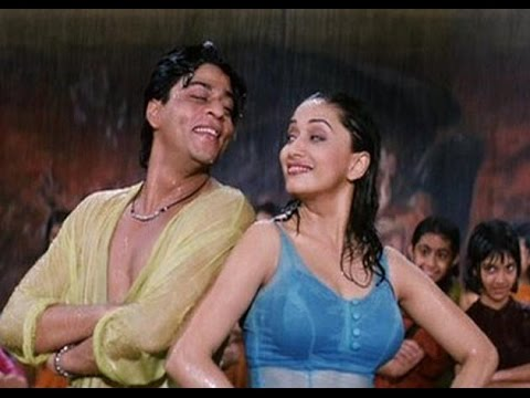 Madhuri Dixit's Love Making Scenes From Her Bollywood Movies video