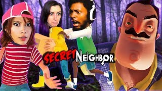TO ALL THE KIDS I'VE GRABBED BEFORE - Secret Neighbor w/ CoryxKenshin, Kubzscouts & Laurenzside