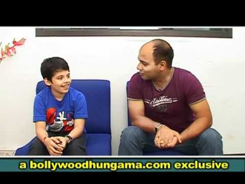 Darsheel Safary Speaks About 'Bumm Bumm Bole' Part 1