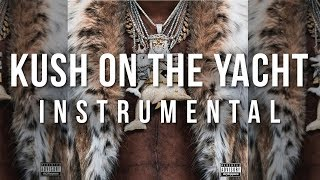 "Official Young Dolph ""Kush on the Yacht"" Instrumental (Reprod. By P-Graf)"