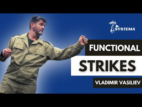 Systema Russian Martial Art by Vladimir Vasiliev