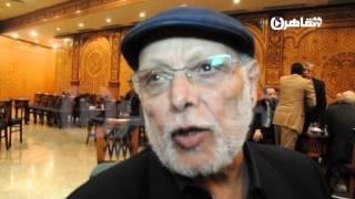 أشرف عبدالغفور: مطر مناضل فلسطيني وفنان غير عادي