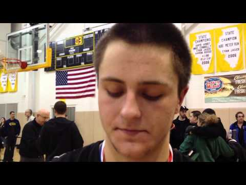 Crystal Lake Central's Jacob Vanscoyoc