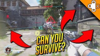 Can You Survive the Explosion? - Overwatch Funny & Epic Moments 286   Highlights Montage